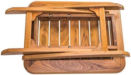 biancacap Teak Adjustable Slat Top Table, SmallB00G8TZ9DAParent | Fine Fine Fine Anno Vendita Speciale  | Bella Ed Affascinante Della  | Sensazione piacevole  | Up-to-date Stile  c2f1eb