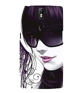PrintVisa Designer Back Case Cover for OnePlus One (pyar prema heart kiss love ishq dil )