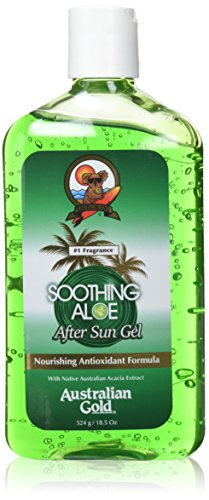 After Sun por Australian Gold Calmante After Sun Aloe Gel 547g