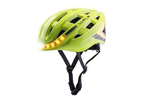 Lumos Smart Bike Helm mit Wireless Turn Signal Lenker Fernbedienung und integriertem Bewegungsmelder–70LEDs auf Vorder-, Rückseite und Seiten–bis zu...