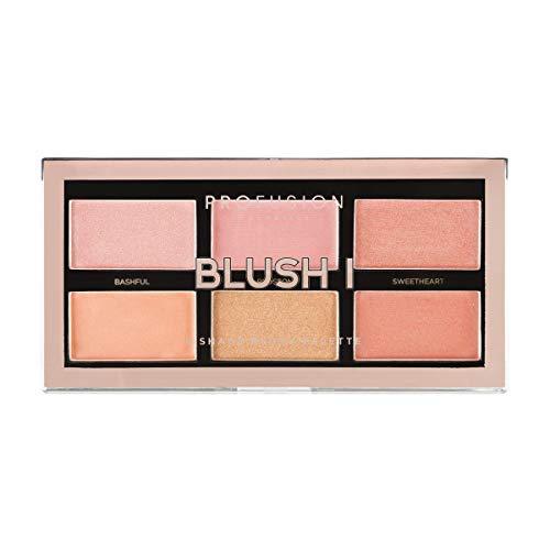 Profusion Cosmetics Mini Artistry Palette Erröten Rouge Blush I - Mini-make-up-palette