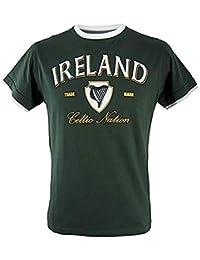Irlanda Nación Celta Camiseta De Los Hombres