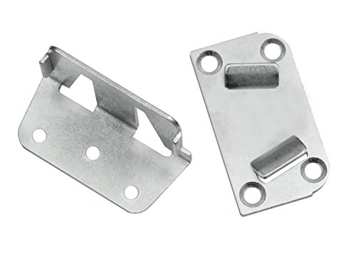 Steckverbinder Möbelverbinder Couchverbinder Bettverbinder Metallverbinder 9-09