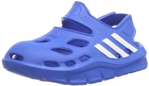 adidas Performance Unisex-Baby Varisol I Lauflernschuhe Blau (Bahia Blue S14/Running Running White FTW), 25 EU