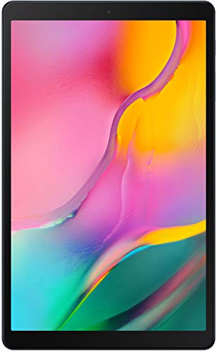 Samsung Galaxy Tab A T510N 25, 54 cm (10, 1 Zoll) Tablet-PC (1, 8 GHz Octa-Core, 2 GB RAM, 64 GB eMMC, Android 9.0) Silber