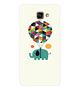EPICCASE Carnival Mobile Back Case Cover For Samsung Galaxy A9 (Designer Case)