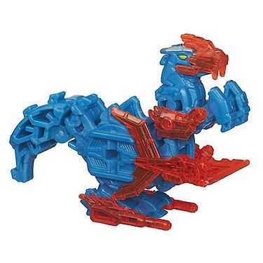 Minifiguren Transformers (Transformers : Robots In Disguise – Mini-Con – Velocirazor – Mini-Figur 5 cm)