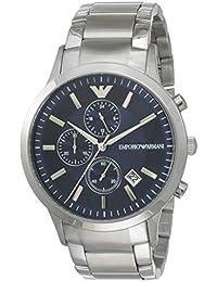 9f8db5f1f Armani Emporio Gent Chronograph Watch Model Renato (AR11164)