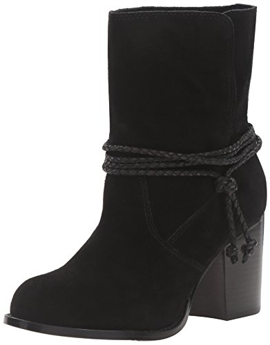Splendid Larchmonte Femmes Daim Bottine Black