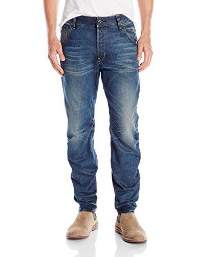 G-STAR RAW Arc 3D Tapered, Jeans Uomo, Blau (Dk Aged Antic 5543), 35W X 34L (Taglia Produttore 35 34)