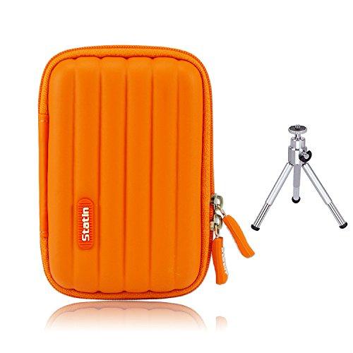first2savvv-bdx1307g6-orange-premium-qualitat-stossfeste-kamera-tasche-fur-nikon-coolpix-s9050-canon