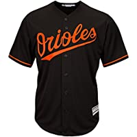 Majestic Baltimore Orioles Cool Base MLB Trikot Alternate Schwarz XXL