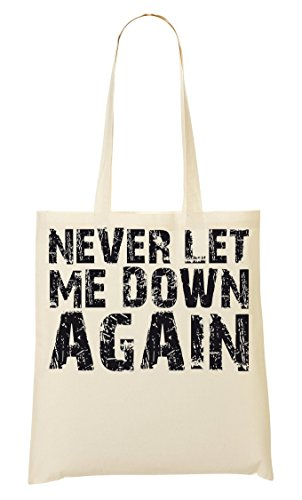 CP Never Let Down Again Sac Fourre-Tout Sac À Provisions