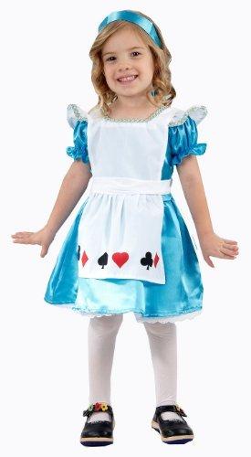 Mädchen Alice Kleinkind Kostüm Age (Kostüme Alice)