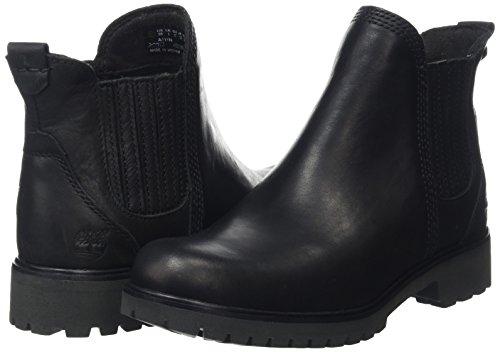 Timberland Women s Lyonsdale Ankle Boots   Black   4 UK  37 EU 37 EU