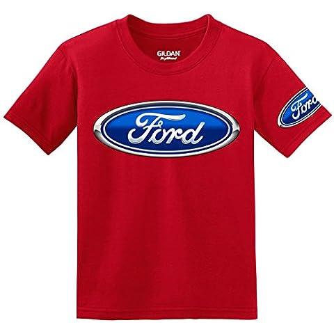 Ford -  Felpa con cappuccio  -