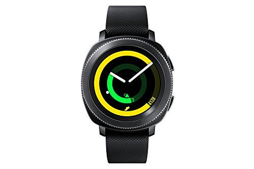 Samsung Gear Sport Reloj Inteligente Negro SAMOLED 3