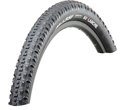 Massi Avalanche - Fahrradmantel, Farbe schwarz, 27.7 x 2.10