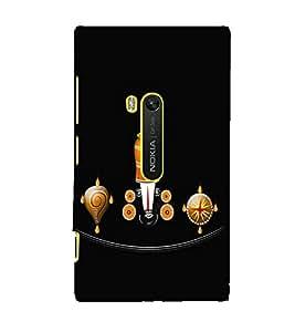 FUSON God Venkateswara Swami 3D Hard Polycarbonate Designer Back Case Cover for Nokia Lumia 920 :: Micosoft Lumia 920