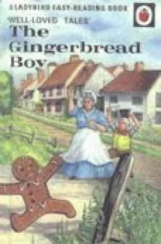 The Gingerbread Boy (A Ladybird Easy Reading Books)(Well-Loved Tales Series, Vol. 606D, No. 7) by Vera Southgate (Editor) › Visit Amazon's Vera Southgate Page search results for this author Vera Southgate (Editor), Robert Lumley (Illustrator) (1-Sep-1966) Paperback