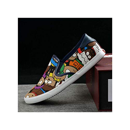 Male Fashion Flats Loafer Mens Breathable Canvas Casual Shoes Slip On Loafers Driving Shoes NN-13 Blue 10 Jessica Simpson Nordstrom