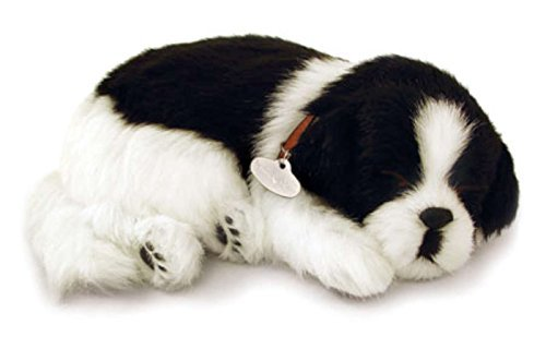 Perfect Petzzz Border Collie cachorro que respira the Breathing Puppy