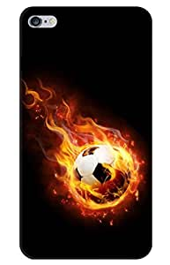 iessential football Designer Printed Back Case Cover for Apple iPhone 6s Plus
