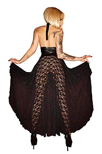 Noir Handmade - Robe - Femme Noir