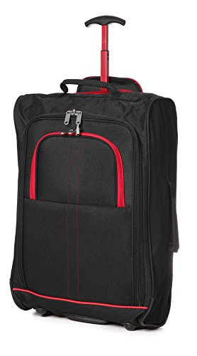 i360r-intravel-bagage-cabine-rouge-black-red