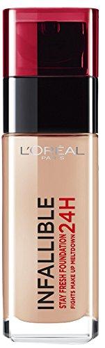 L'Oréal Infallible 24H Foundation Sand 30ml (Sand Bildet)