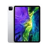ابل ايباد برو 2020 مزود بتطبيق فيس تايم - بشاشة عرض 11 انش، مع واي فاي 256GB MXDD2AB/A