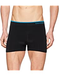 RUNDERWEAR Men's Boxer Shorts | Seamless, Chafe-Free Performance Underwear | Ideal for Running, Football, Rugby, Tennis, Hockey, Golf and Other Sports