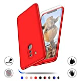 Case for POCOPHONE F1, AChris 3 in 1 Case Cover for