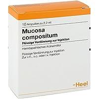 Mucosa Compositum Ampullen 10 stk preisvergleich bei billige-tabletten.eu