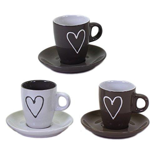 Espressotasse IN LOVE