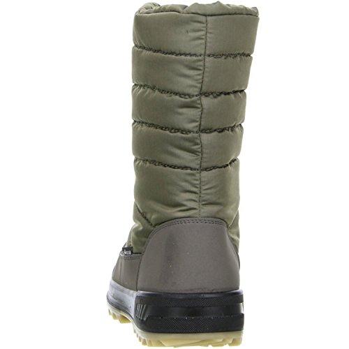 Vista Damen Winterstiefel Snowboots khaki Khaki
