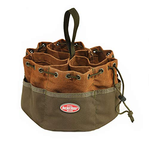 Bucket Boss 25001 Parachute Bag by Bucket Boss by Bucket Boss Usa Compression-tool