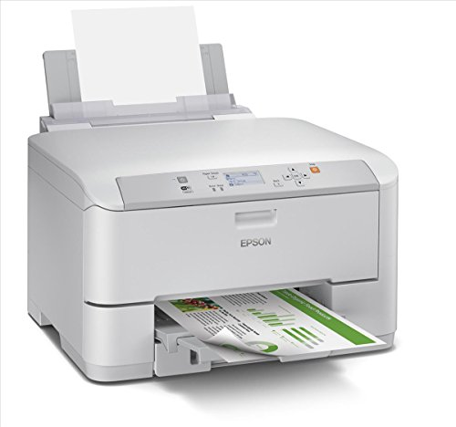 Epson PrecisionCore WorkForce Pro WF-8010DW A3+ Colour Inkjet Printer with WiFi, Ethernet and Double Sided Printing