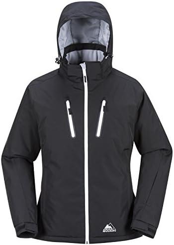 Cox Swain Swain Swain donna Functional Jacket -  Ski Jacket Nara, Colour  nero bianca Zipper, Dimensione  XLB017XEREAEParent | Forte calore e resistenza all'abrasione  | Di Progettazione Professionale  | Conosciuto per la sua buona qualità  | Tatto Comodo  4bbc6d