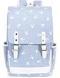 Leaper bags wallets and luggage buy leaper bags wallets and leaper cute bunny backpack for women laptop backpack rabbit bag school bag purple m fandeluxe Choice Image