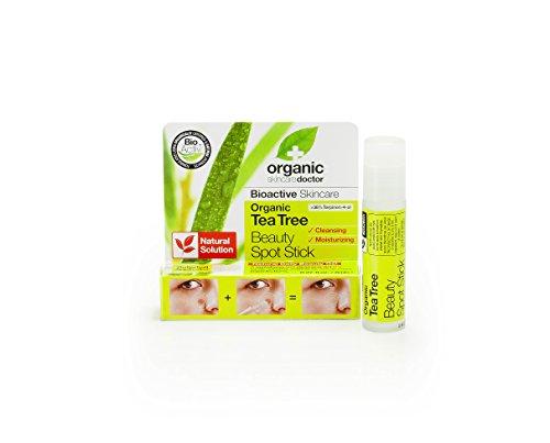 Dr.Organic Tea Tree Stick Imperfezioni Viso 8 ml