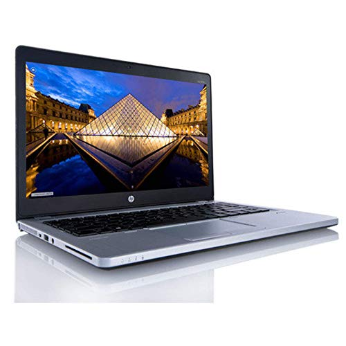 PHP PC NOTEBOOK COMPUTER PORTATILE ELITEBOOK FOLIO 9470M 14Inc. INTEL QUAD CORE i5-3427U | MEMORIA RAM 8GB | SSD 180GB | WEBCAM | USB 3.0 | VGA DISPLAY PORT | TASTIERA RETROILLUMINATA | WINDOWS 10 (Ricondizionato)