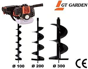 Tarière thermique GT Garden 52cm3