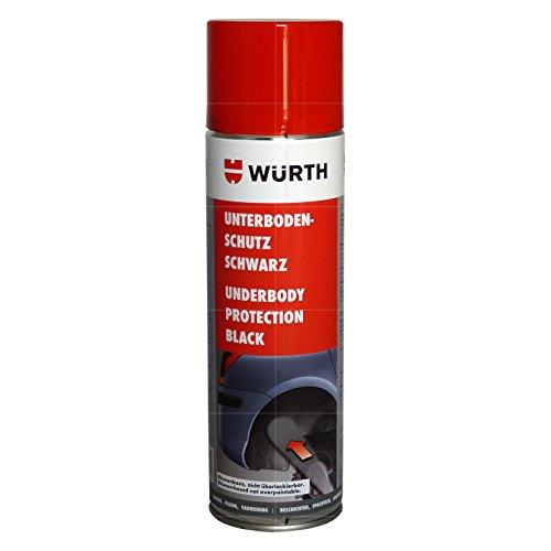 Würth Unterbodenschutz schwarz 500ml