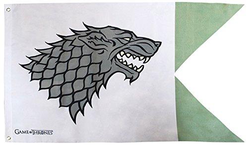 GAME OF THRONES - Flag Flagge Banner Stark (70x120cm)
