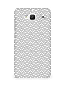 Amez designer printed 3d premium high quality back case cover for Xiaomi Redmi 2 (Cool Pattern18)