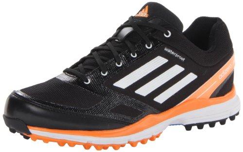 Adidas Adizero Sport II Herren Schwarz Golfschuhe Neu EU 45,3