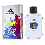 Adidas Team Five After Shave Special Edition – Loción para después del afeitado 100ml