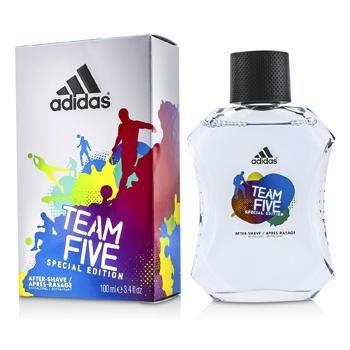 Team Five de Adidas Apres-rasage Vaporisateur 100ml