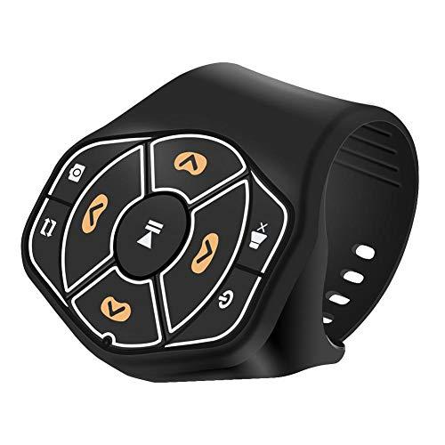 YouN Wireless Auto Lenkrad Bluetooth 4.0 Fernbedienung für Android iOS